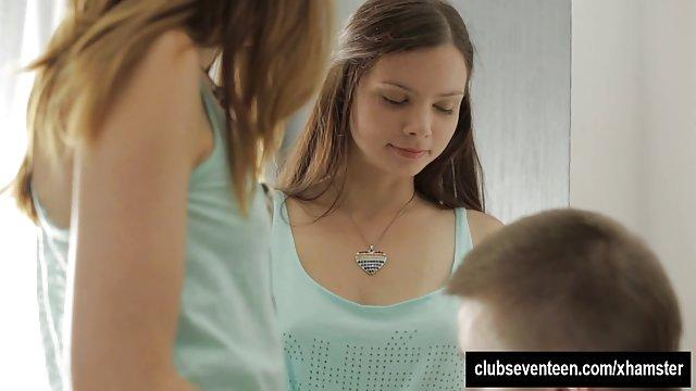 دختر لعنتی طعمش را گرفت و مقعد را دانلود فیلم سوپر حشری با اسپرم پر کرد